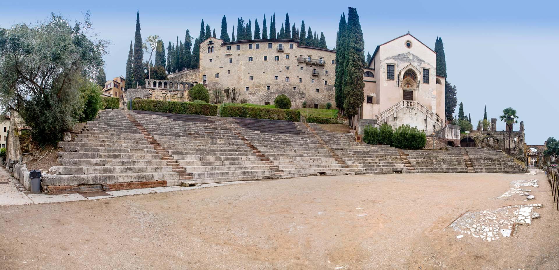 Anfiteatro Romano a Verona